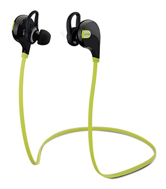 Mpow Swift: Bluetooth Wireless Sweatproof  Sport Headphones