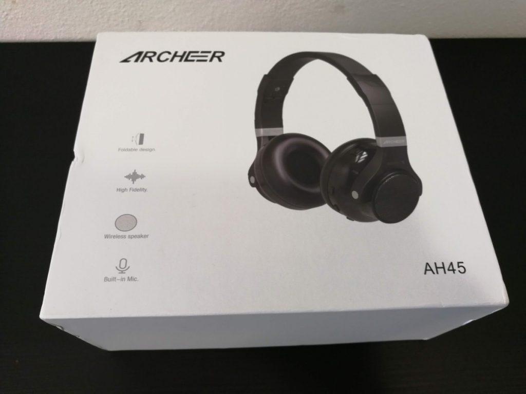 Archeer AH45 Box