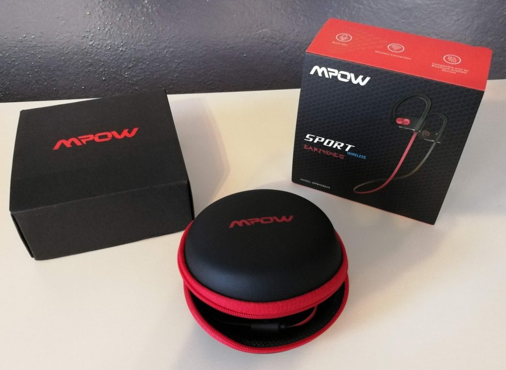Mpow Flame package