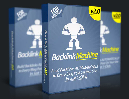 Backlink Machine v2